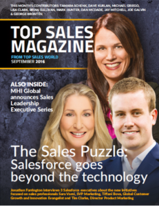 Sales Management - Raising the Next Generation1,